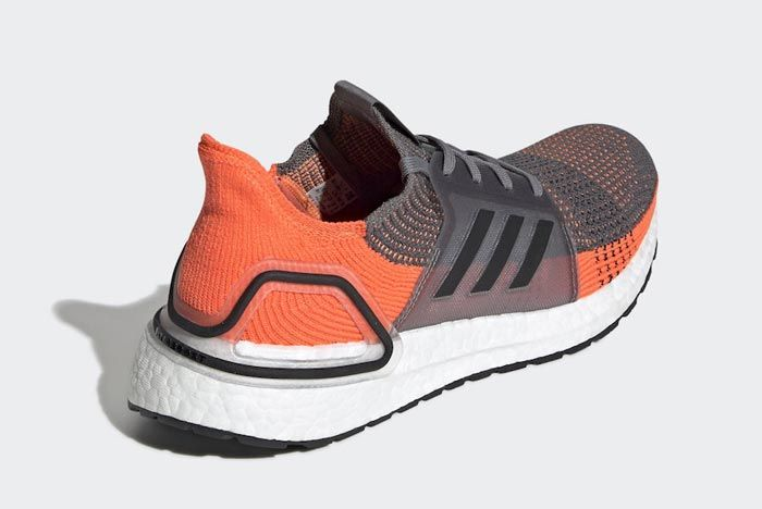 Adidas Ultraboost Hi Res Coral Back