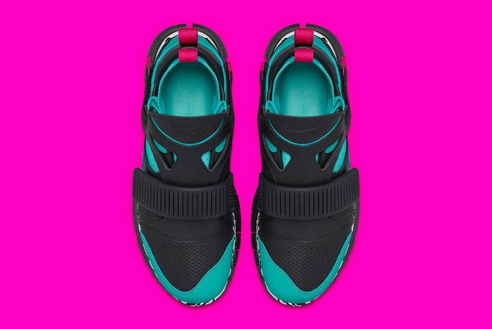 Nike Huarache Carnivore Emerald 6