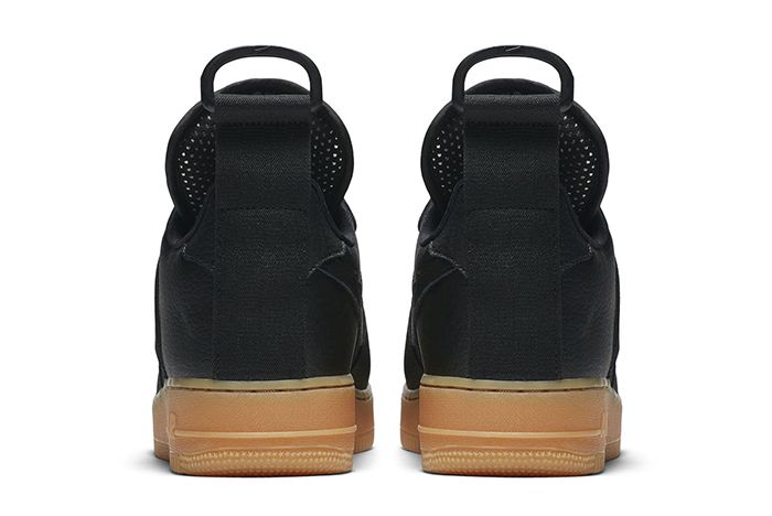 Nike Air Force 1 Low Utility Black Gum 4