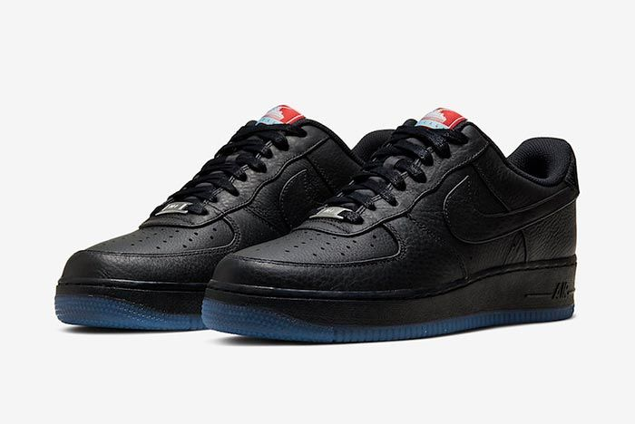 Nike Air Force 1 Low Ct1520 001 Chicago Three Quarter