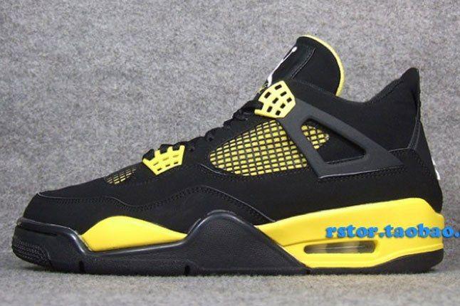 Air Jordan 14 Thunder 1