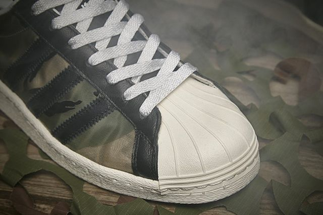 Kzk X Clot X Adidas Originals Superstar 41