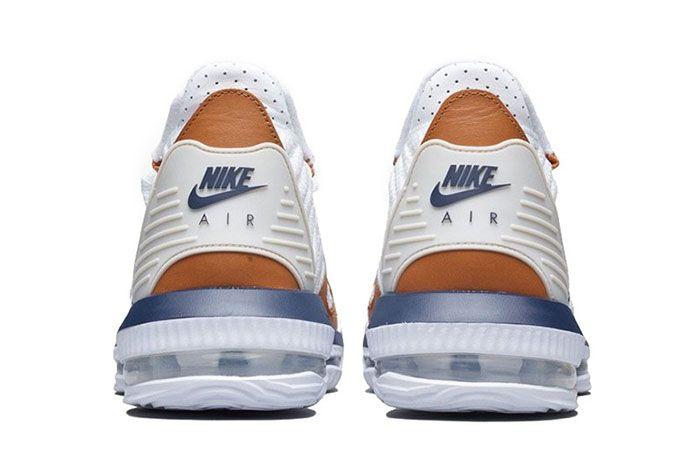 Nike Lebron 16 Air Trainer Heel