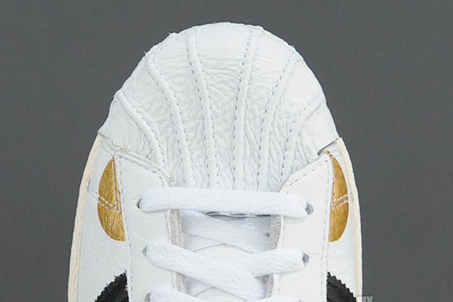 Adidas Originals Js Superstar 80S Ripple Toe 1