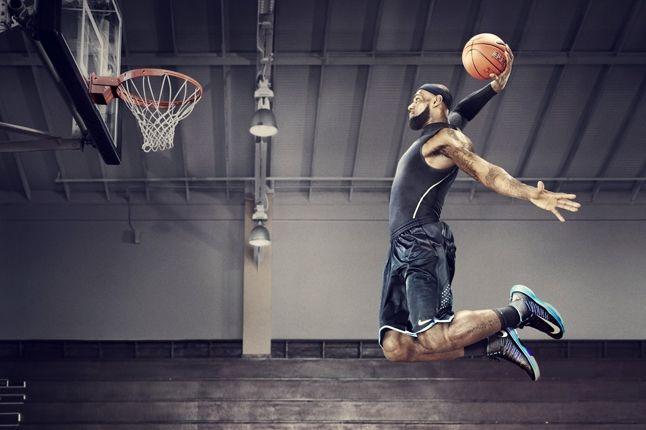 Nike Plus Lebron 8048 1