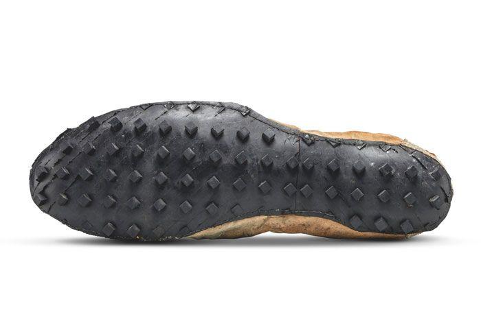 Nike Waffle Racer Moon Shoe Sole