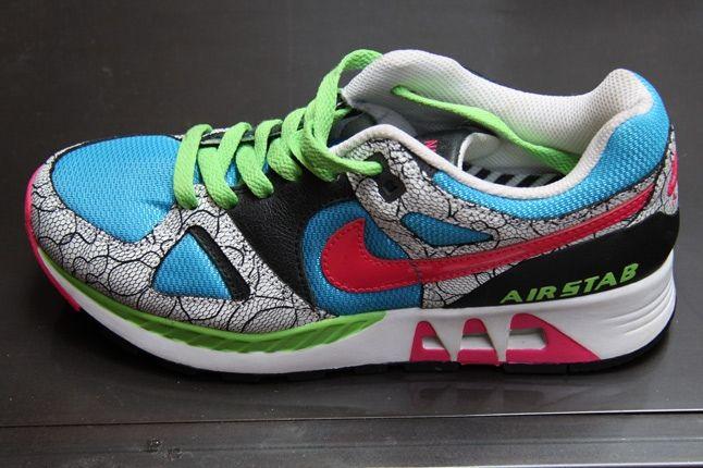Nike Air Max Stab Bespoke 3 1