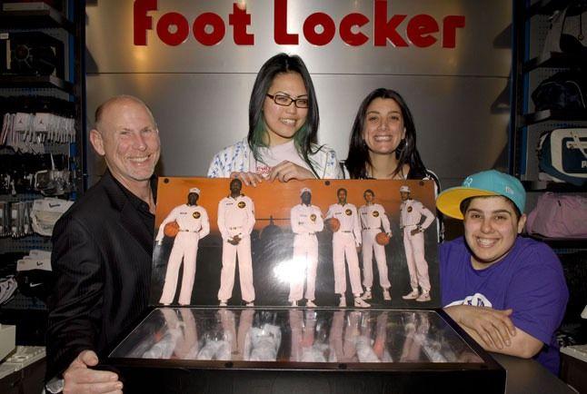 Foot Locker Chapel St Launch Pics 17