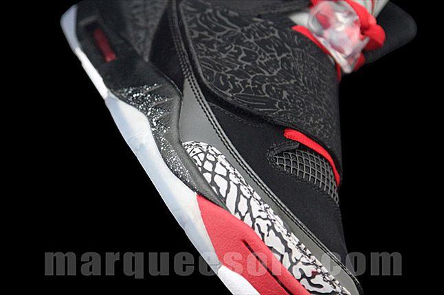 Jordan Son Of Mars Black Red 06 1