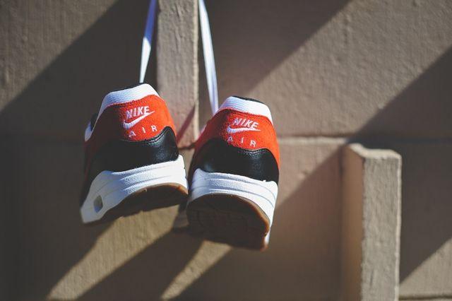 Nike Air Max 1 Gamma Orange 4