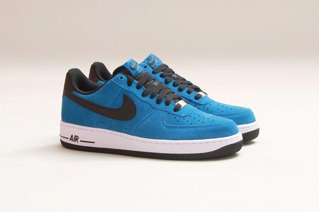 Nike Air Force 1 Military Blue 3