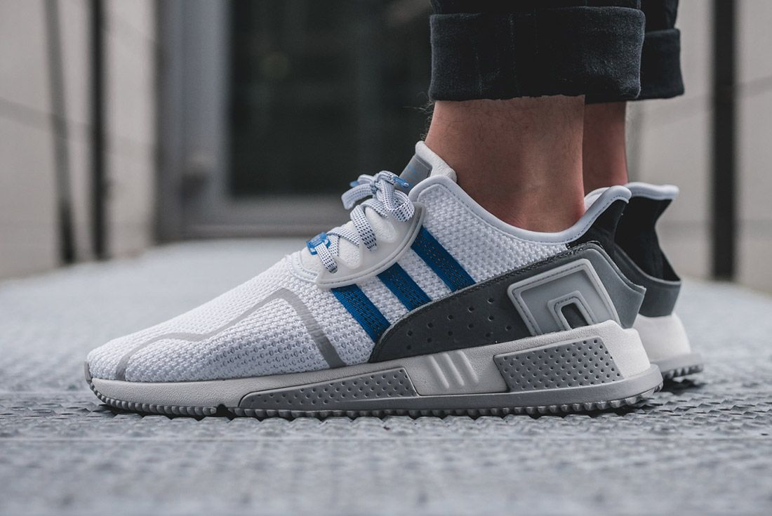 Adidas Eqt Cushion Adv Blue 12