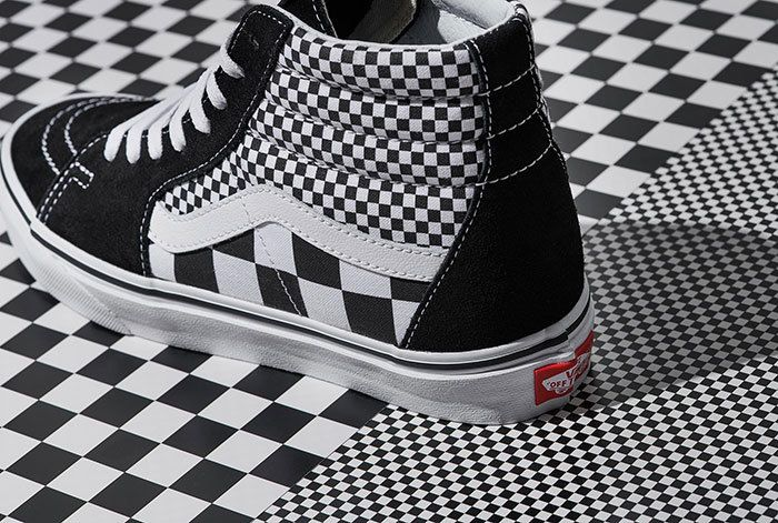 Vans Checkboard Collection 5