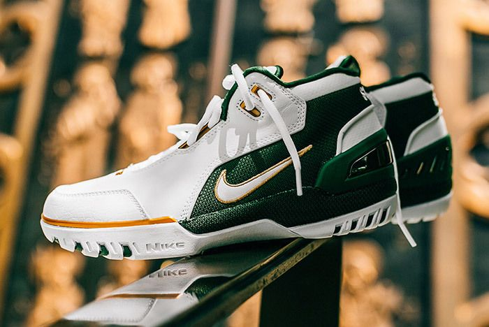 Nike Air Zoom Generation Le Bron Svsm Ao2367 100 5
