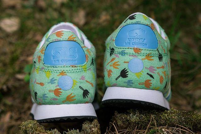 Sneakersnstuff Moomin Karhu Albatross Pack 10