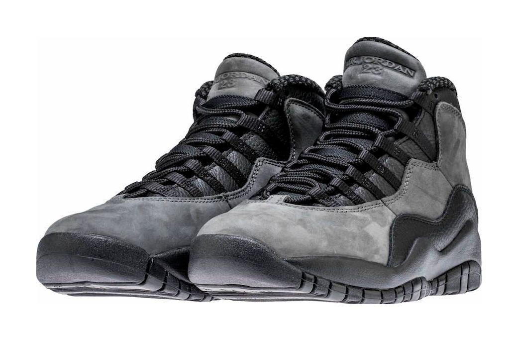 Air Jordan 10 X Shadow 2018 Retro Release Date Sneaker Freaker