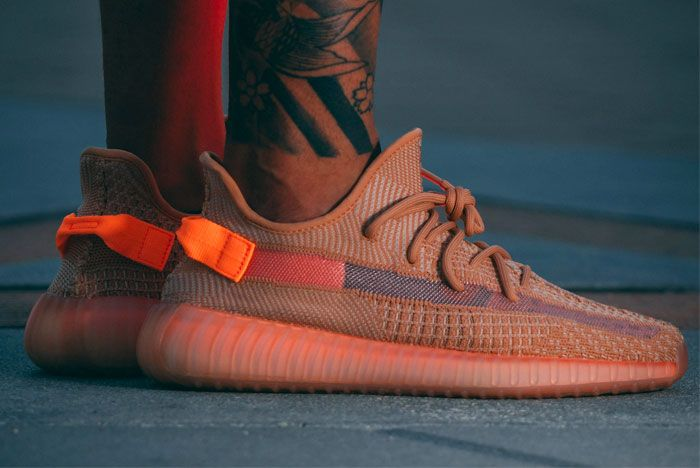 Sneak Peek Adidas Yeezy Boost 350 Clay