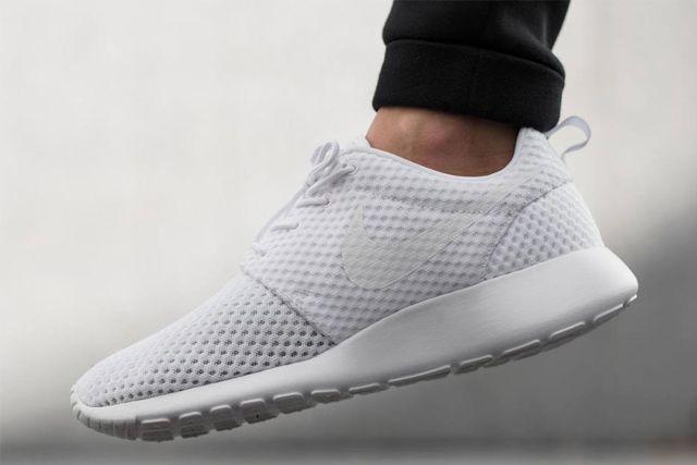 Nike Roshe Run Breeze Whitewolf Grey 3