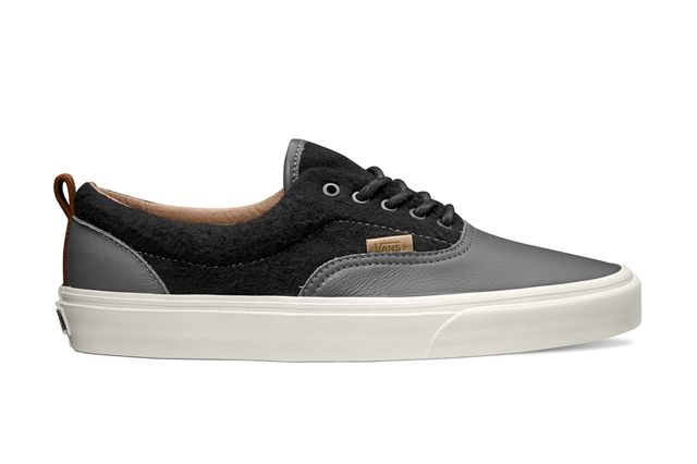 Vans Leather Wool 4