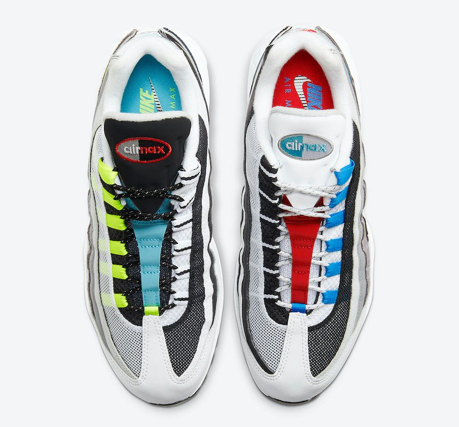 Nike Air Max 95 Greedy 2.0 Top