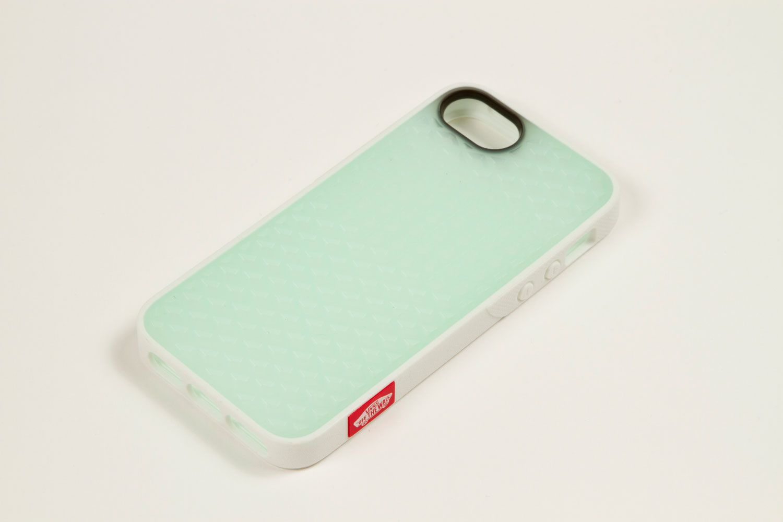 Vans X Belkin I Phone 5 Waffle Sole Case White Mint Tint