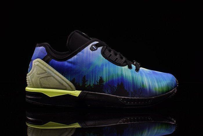 Adidas Zx Flux Decon Northern Lights2