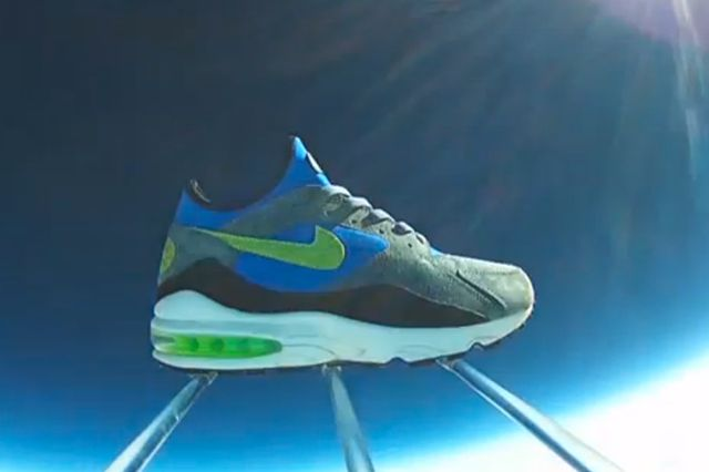 Size Launch The Nike Air Max 93 Into Space 6