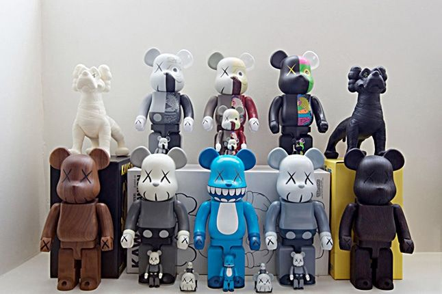 Ronnie Pirovino Kaws Collection 10 1
