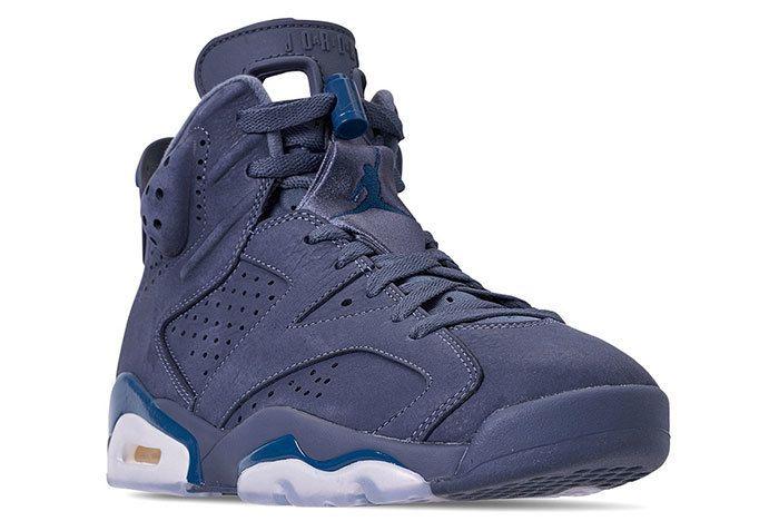 Air Jordan 6 Diffused Blue 384664 400 4