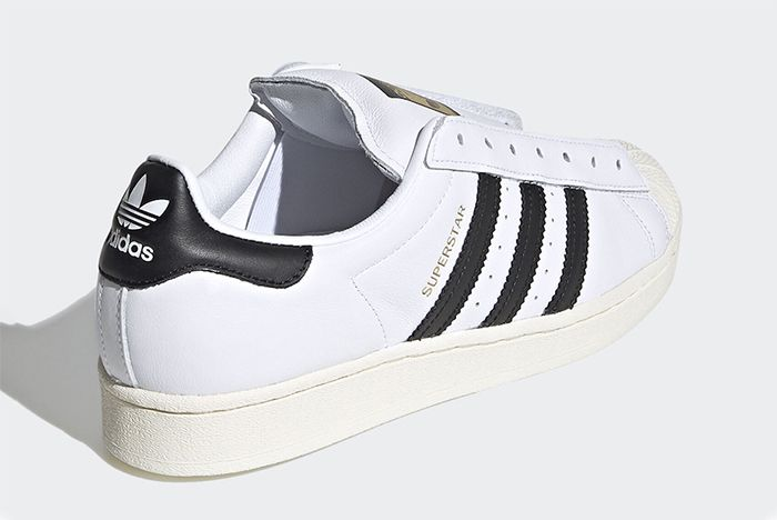 Adidas Superstar Laceless Back