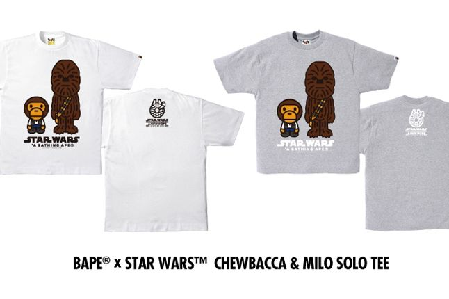 Bape Star Wars 7 11