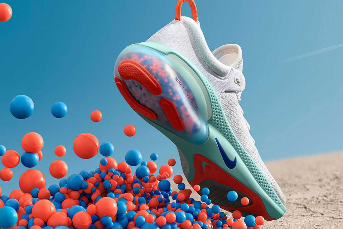 Nike Joyride Beads Promo Header