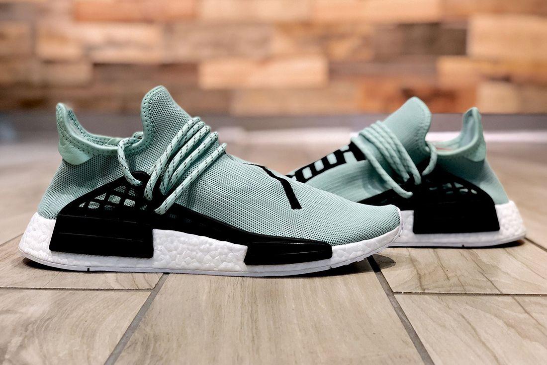 Pharrell X Adidas Hu Nmd Sample Sneaker Freaker 1