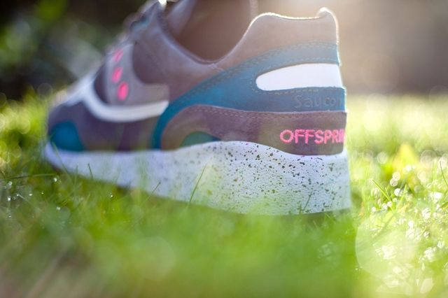 Offspring Saucony Shadow 6000 Running Since 96 5