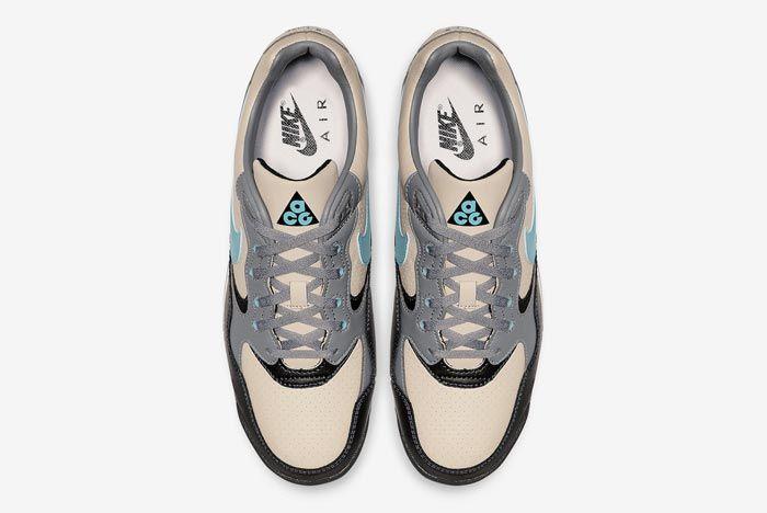 Nike Acg Wildwood Teal Nebula Top