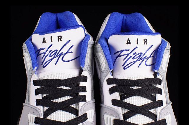Nike Air Flight 89 Mid Grey 1