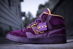 Packer Shoes New Balance 740 Purple Reign Bump Thumb