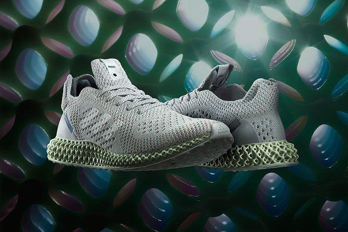 Invincible Adidas Futurecraft 1