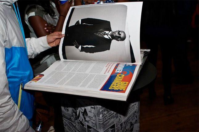 Hip Hop Odyssey Book Launch 99 1
