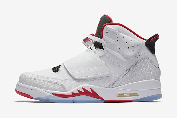 Jordan Son Of Mars Fire Red5