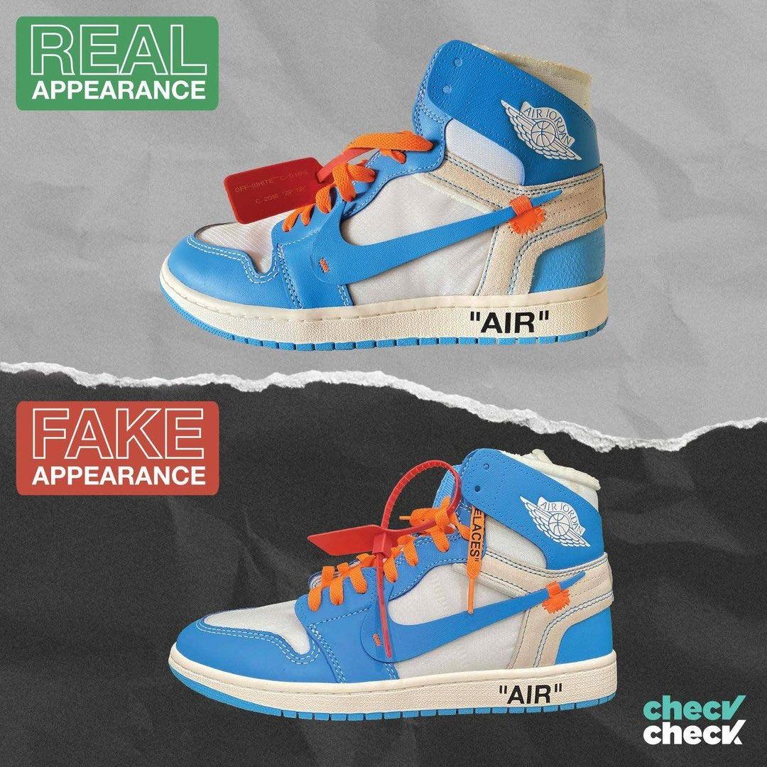 Fugazi or Legit? Check Your Sneakers