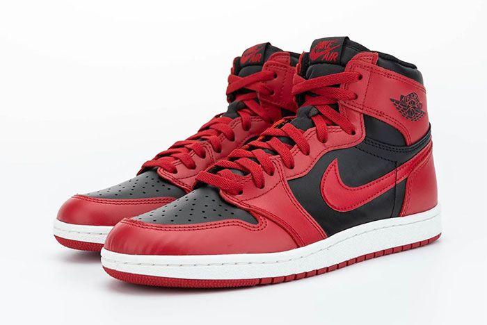 Air Jordan 1 85 Hi Varsity Red Toe