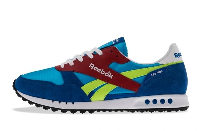 Reebok Ers 1500 Blue Brown Green 1