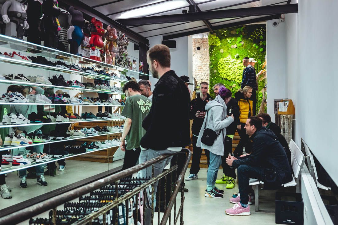 Sneakerness Cologne 2019 Recap Standart Party 12