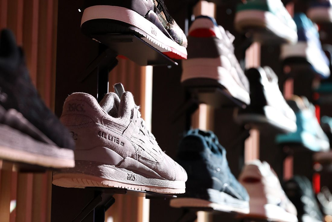 Asics X Asahi Gel Lyte Event Launch 8