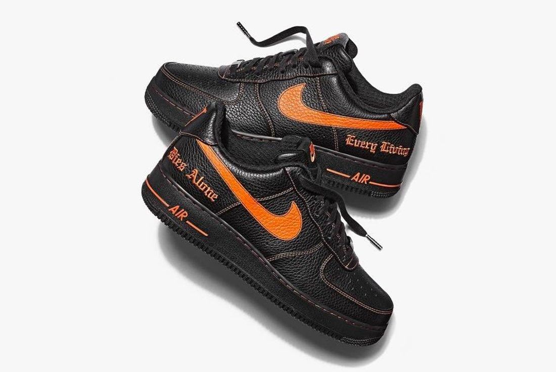 Vlone X Nike Lab Air Force 111