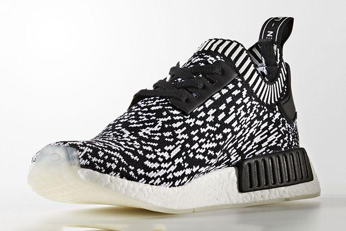 Adidas Nmd R1 Zebra 5