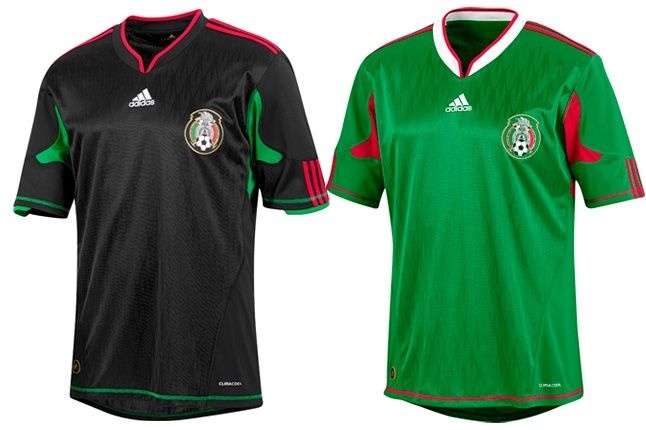 Adidas Mexico World Cup Kit 1 1