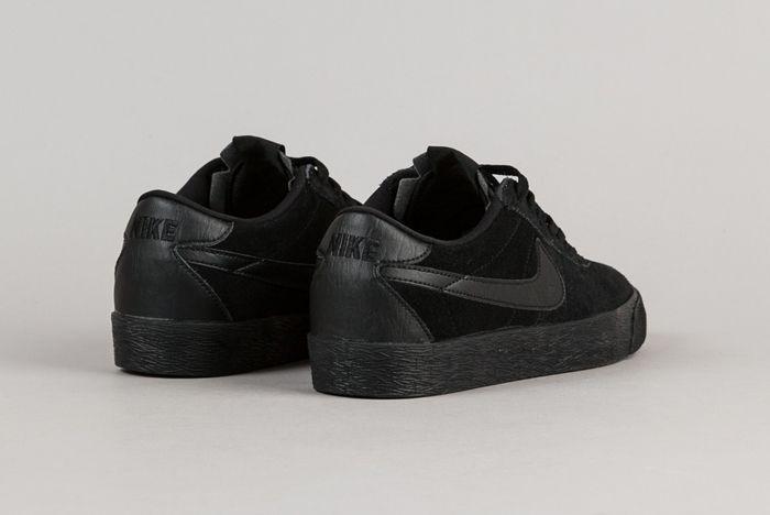 Nike Sb Bruin Premium Shoes Anthracite 4