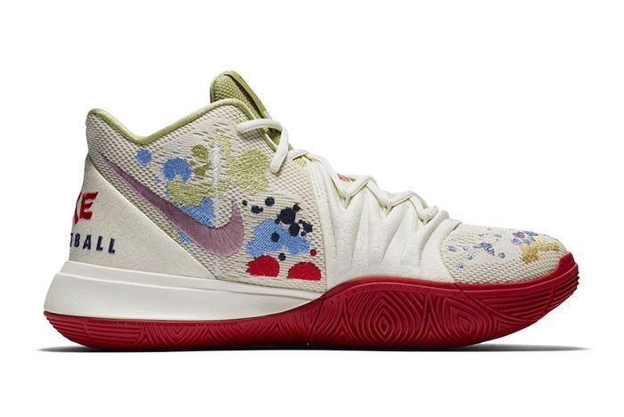 Nike Kyrie 5 Bandulu Right